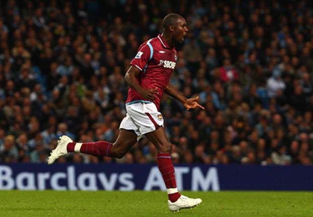 West Ham United willing to sell striker Carlton Cole in January - report
