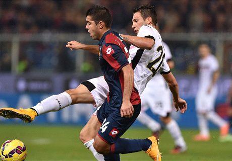 Genoa-Palermo LIVE! 1-1, Bertolacci