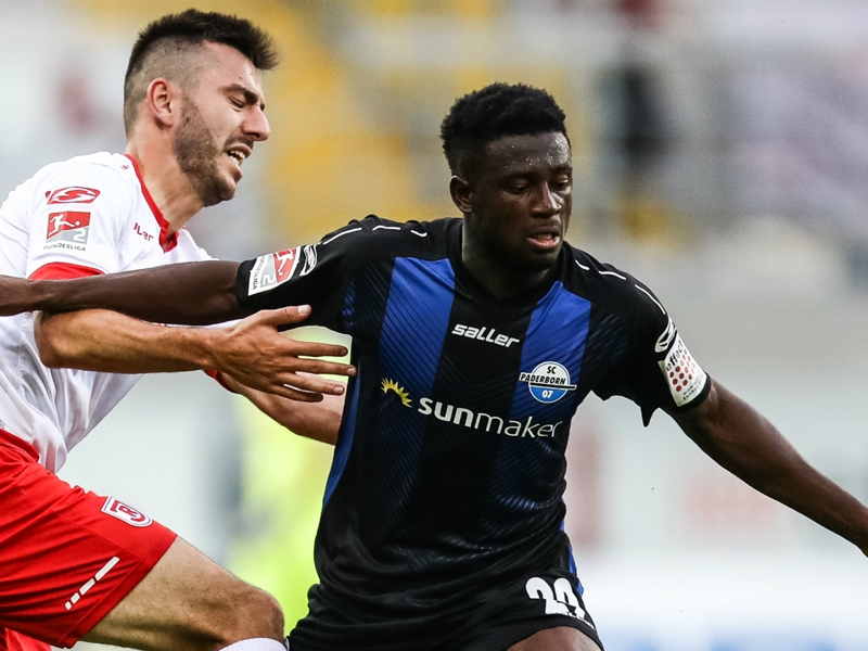 Jamilu Collins good enough to displace Brian Idowu - Jonathan Akpoborie assesses Nigeria's left-back options