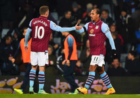 Villa Holds Southampton