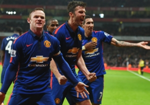 WAYNE ROONEY | Central midfield | Arsenal 1-2 MANCHESTER UNITED | Put in a diligent display in a midfield role and broke forward to bag the decisive goal