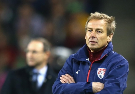 Klinsmann: Too many mistakes v. Ireland