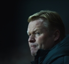 Koeman upbeat as Man City loom large