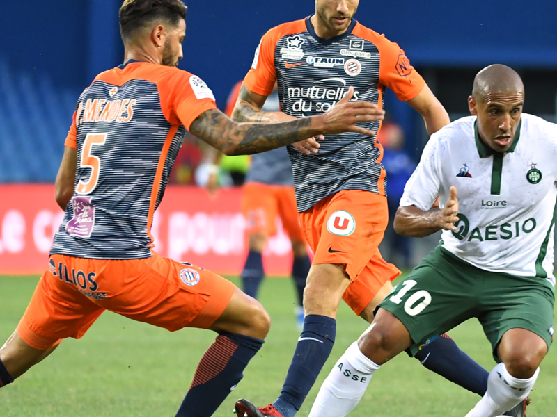 Ligue 1 - Au terme d'un match disputé (0-0), Montpellier et Saint-Etienne partagent les points