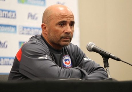 Sampaoli analisa adversários