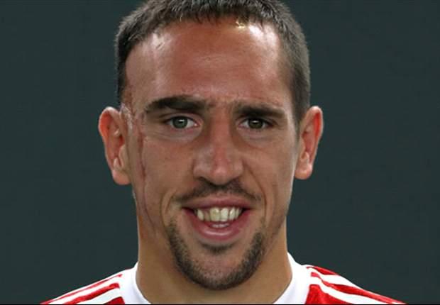 Mercado: El traspaso de Ribéry al Real Madrid está acordado, afirman en Alemania