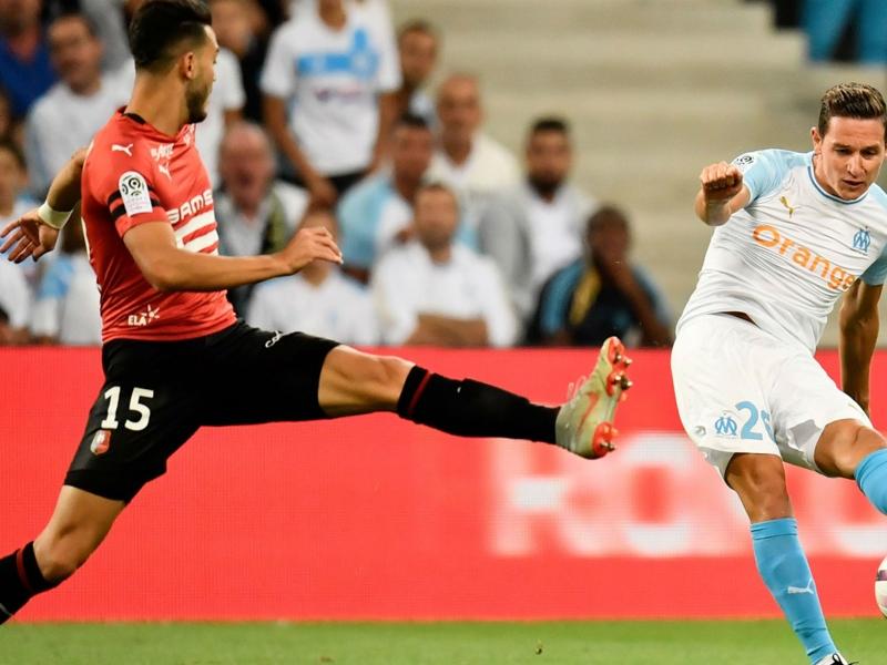 Ligue 1 - Mené 2-0, l'Olympique de Marseille obtient le nul face au Stade Rennais (2-2)