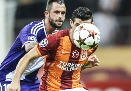 Previa UCL: Anderlecht-Galatasaray