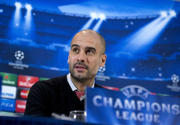 Ten-man Bayern dominated Manchester City - Guardiola