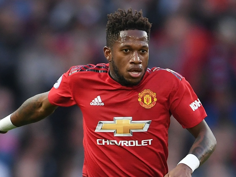 Video: Man United's Fred needs patience - Gilberto