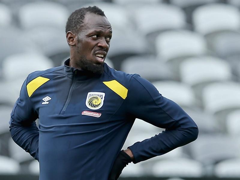 Gotze backs Usain Bolt to be football success