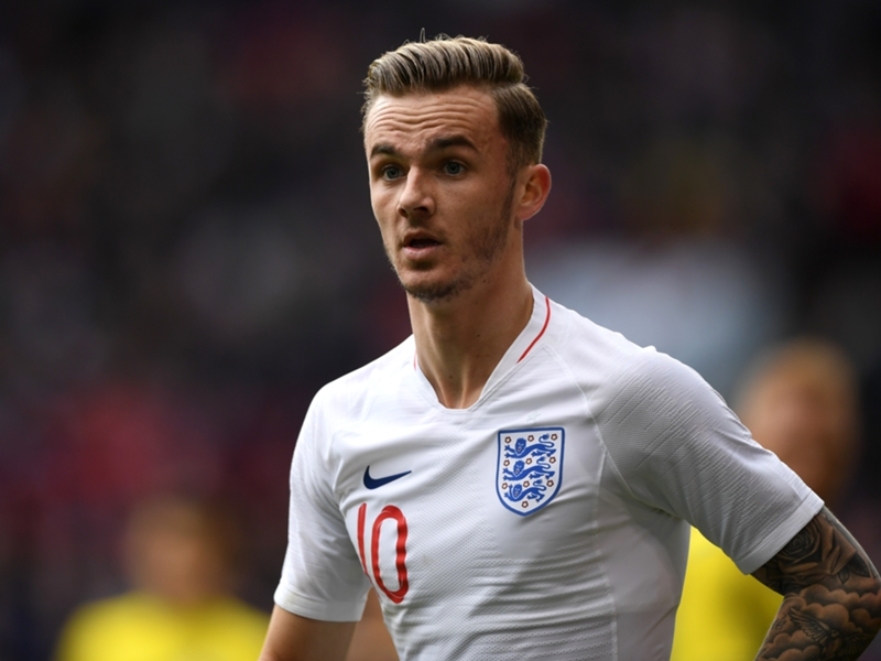 Maddison determined to grab England opportunity
