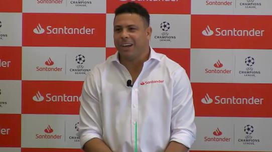 """Ronaldo : """"Le Real Madrid et le FC Barcelone sont les favoris en Ligue des champions"""""""