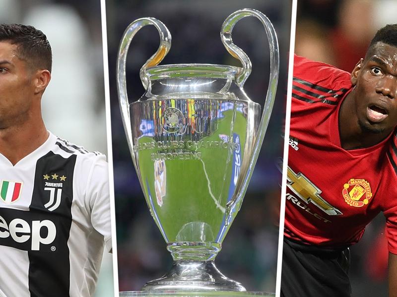 Ronaldo & Pogba reunions excite Herrera as Man Utd count down the days to Juventus clash
