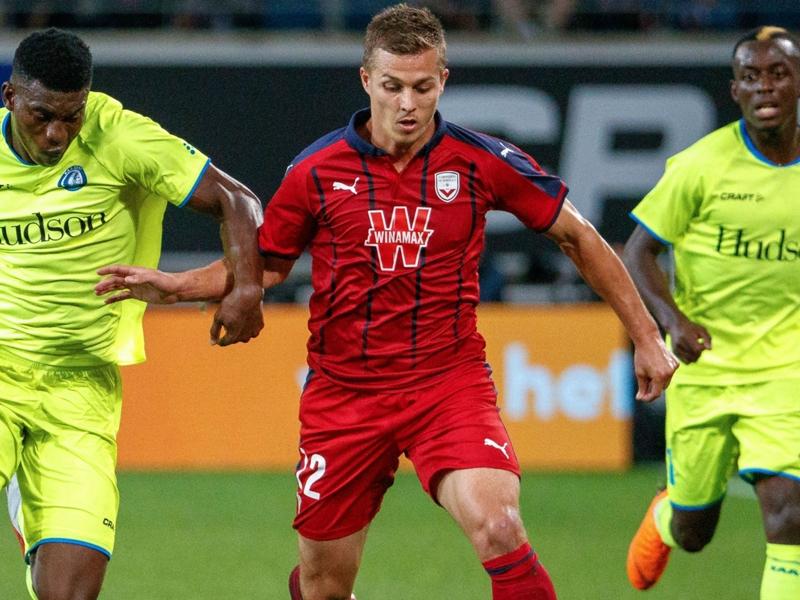Bordeaux-La Gantoise 2-0, les Girondins font le travail et s'invitent en Ligue Europa