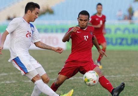 Indonesia Turun Dua Peringkat FIFA