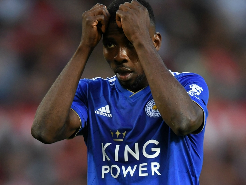 Brendan Rodgers sheds light on Kelechi Iheanacho's situation at Leicester City
