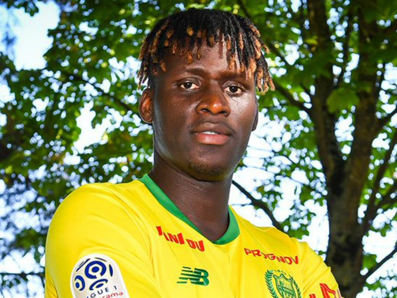 Senegal defender Kara Mbodji leaves French Ligue 1 side Nantes