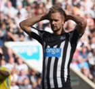 De Jong back in training for Newcastle