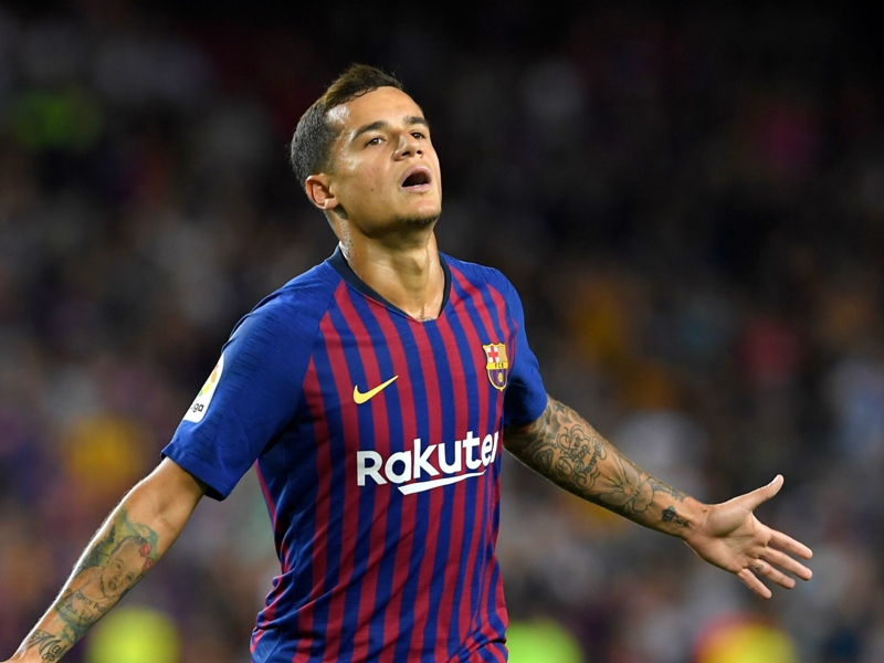 Coutinho can't explain Messi and Barcelona's Champions League struggles