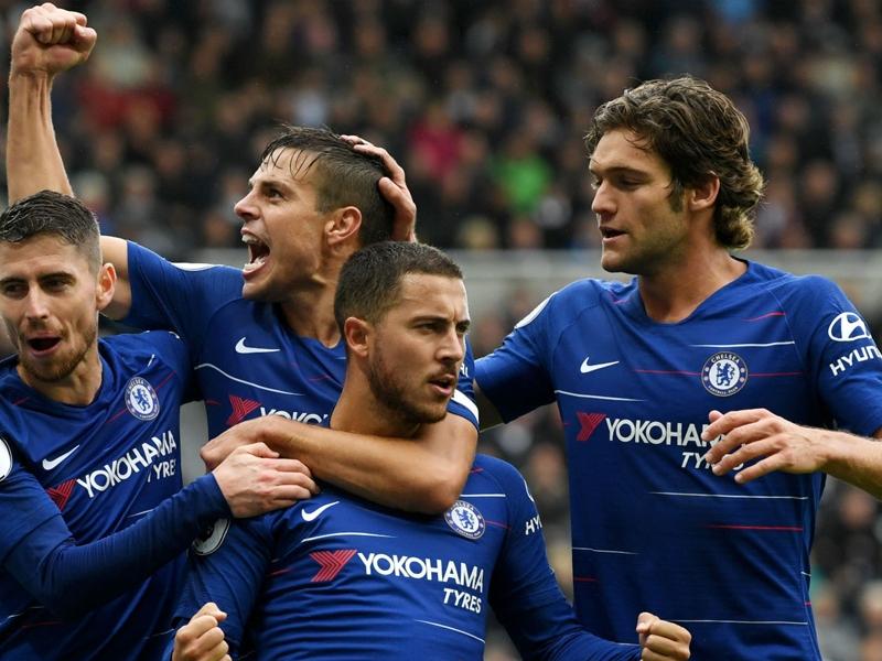 Europa League - Maurizio Sarri met au repos Eden Hazard et Jorginho pour affronter le BATE Borisov