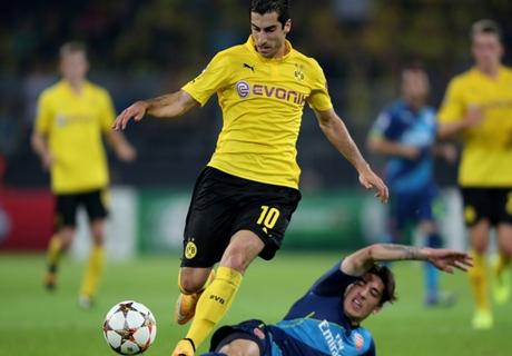 Prévia: Arsenal x Borussia Dortmund