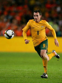 Luke Wilkshire, Australia (Getty Images)
