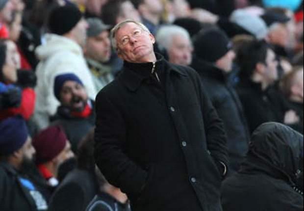 Manchester United Boss Sir Alex Ferguson Escapes FA Rap - Report