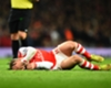 Wenger: Wilshere injury looks bad