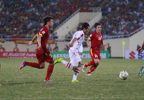 LCV คือ เล คอง วินห์! เวียดนามรัวไม่เลี้ยง 3-0 ส่งลาวกลับบ้าน