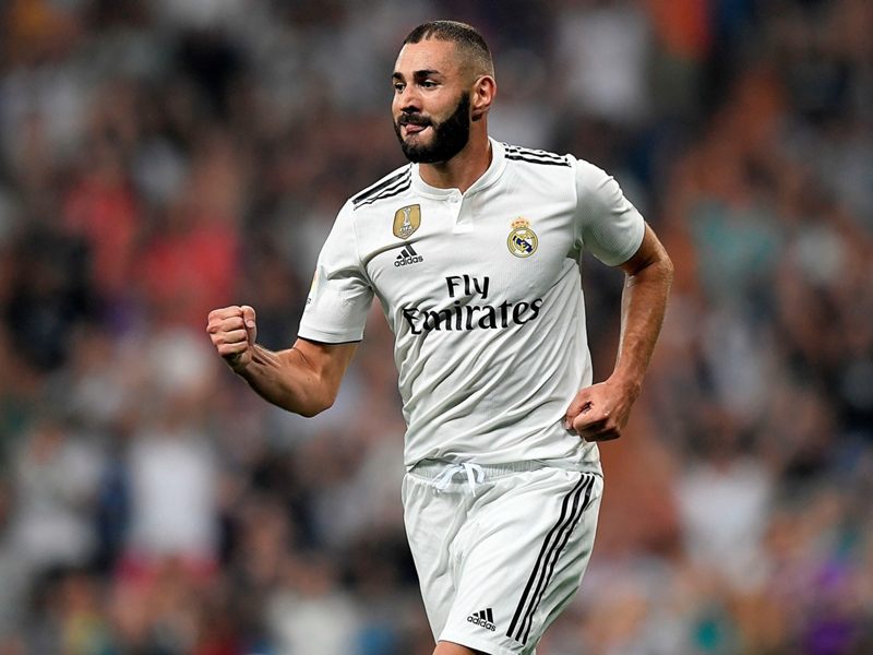 Real Madrid-Leganes 4-1 - Porté par un grand Benzema, le Real enchaîne