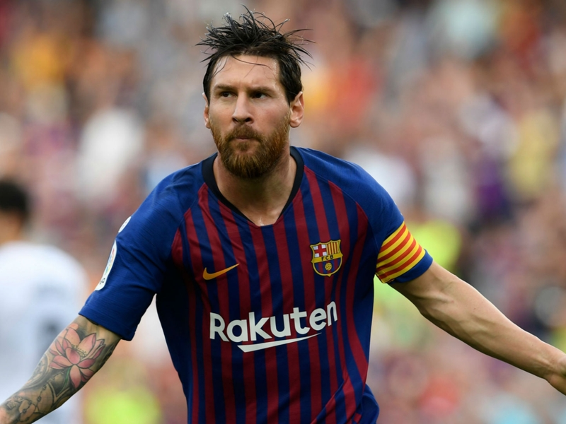 Messi misses out on Ballon d'Or but plans to 'win everything' with Barcelona