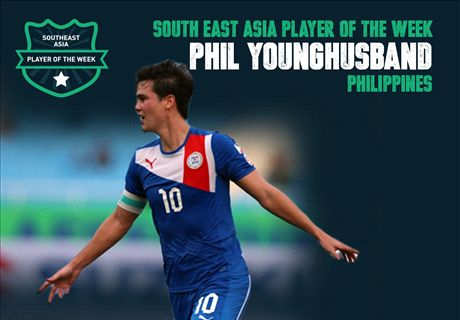 Goal SEA Player of the Week: Phil Younghusband