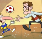 Cartoon: Capello teaches Ibra