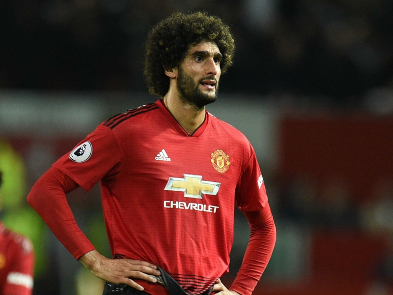 Fellaini: Everything still possible for Man Utd despite slow start