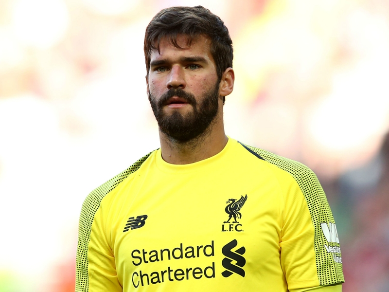 'Alisson's smart enough not to make that mistake again' - Kewell backs Liverpool 'keeper after Leicester error