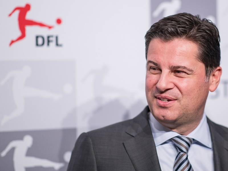 'A limit we will not cross' - DFL chief rules out overseas Bundesliga matches