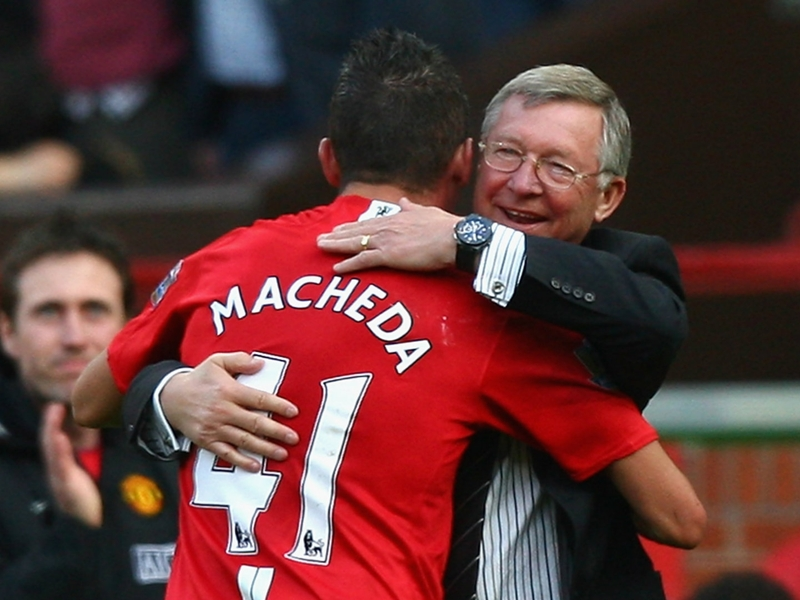 'Ferguson was always there for me' - Ex-Man Utd striker Federico Macheda joins Panathinaikos