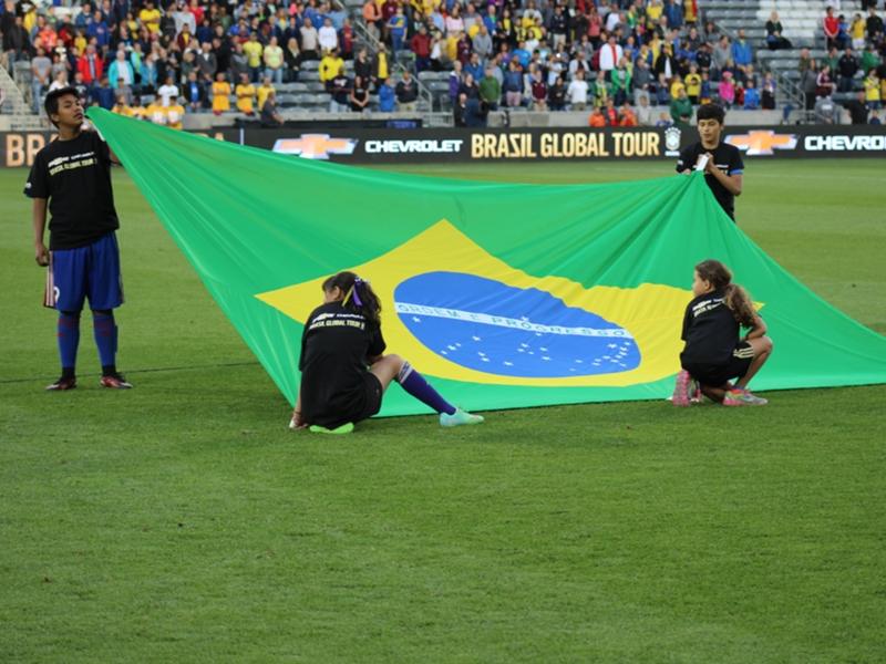Official: Brazil to meet Czech Republic in Prague