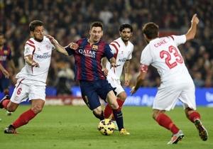 Lionel Messi, delantero de Barcelona.