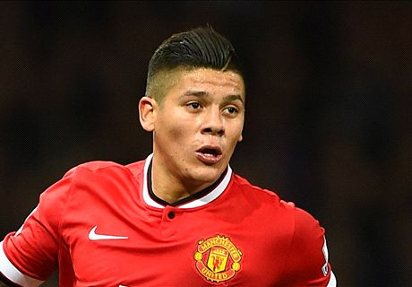 Rojo returns to training
