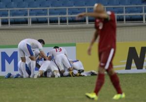 Filipina memupus impian Van Dijk untuk mendapatkan juara di Piala AFF.
