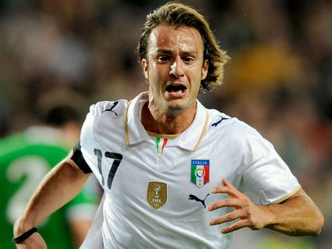 Alberto Gilardino - Italy (Getty Images)