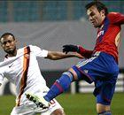 CSKA late show denies Roma