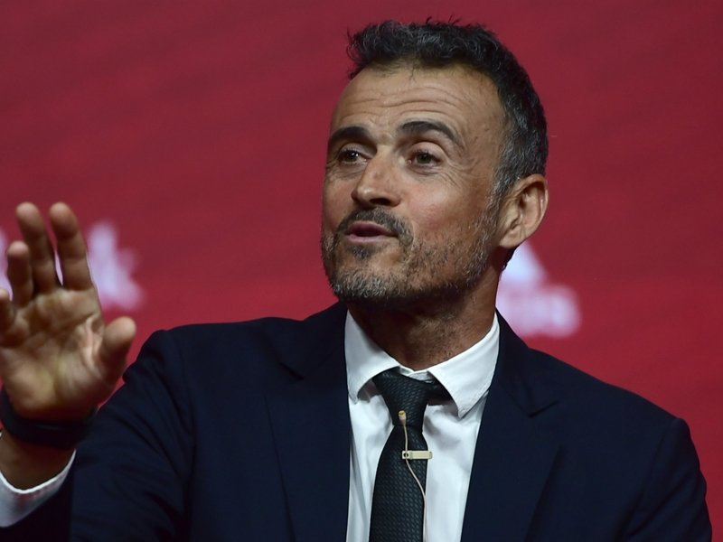 UEFA Ligue des Nations - Luis Enrique veut remporter la compétition avec l'Espagne