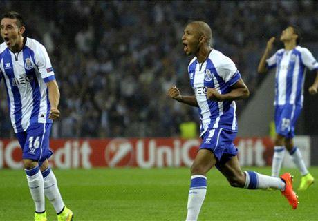 Porto tighten grip on top spot