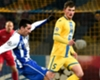 BATE 0-3 Porto: Belarusians knocked out but go into the record books
