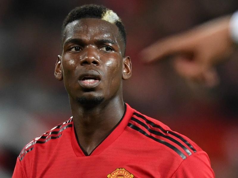 Mercato, Pogba n'écarte pas un départ de Manchester United en janvier prochain