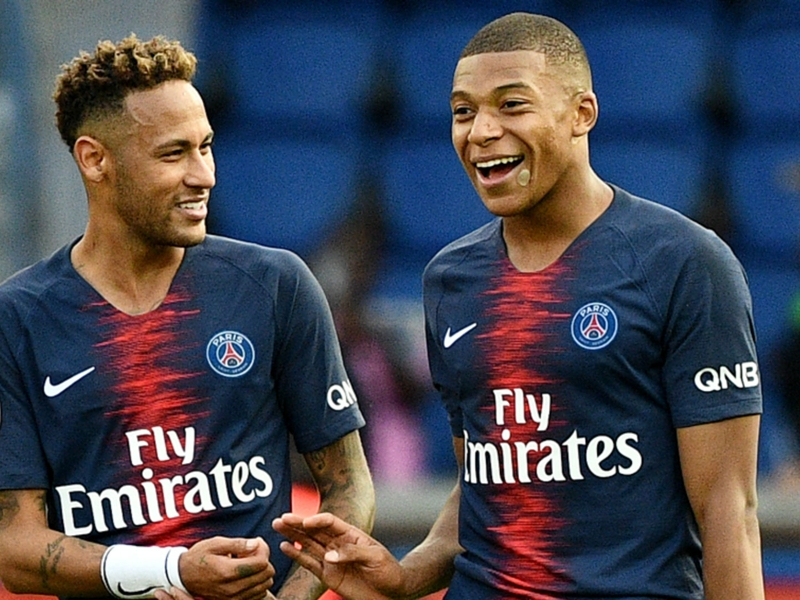 Training with Mbappe and Neymar will help me reach the top – Kehrer