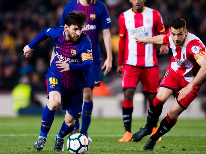 Girona accept La Liga's lucrative proposal to play Barcelona in United States